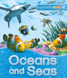 Explorers: Oceans and Seas, Paperback