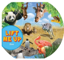 Lift Me Up! Zoo, Board book Book