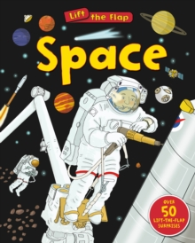 Space (Lift the Flap), Board book