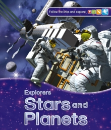 Explorers: Stars and Planets, Paperback Book