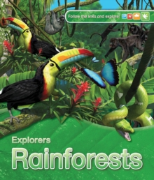 Explorers: Rainforests, Paperback