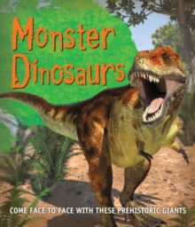 Fast Facts! Monster Dinosaurs, Paperback