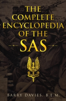 The Complete Encyclopedia of the SAS, Paperback Book