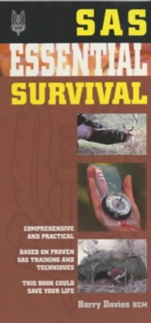 SAS : Essential Survival, Paperback