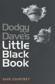 Dodgy Dave's Little Black Book, Paperback Book