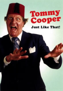 Tommy Cooper : Just Like That!, Paperback