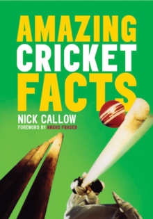 Amazing Cricket Facts, Paperback