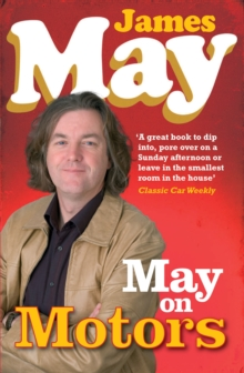 May on Motors : On the Road with James May, Paperback