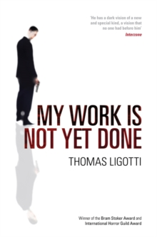 My Work is Not Yet Done, Paperback