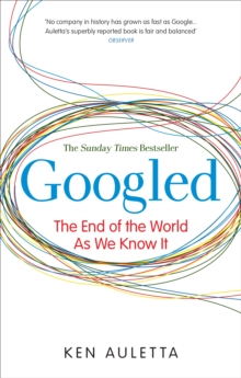 Googled : The End of the World as We Know It, Paperback Book