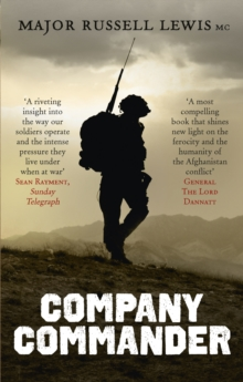 Company Commander, Paperback Book