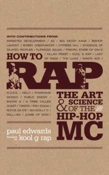 How to Rap, Paperback