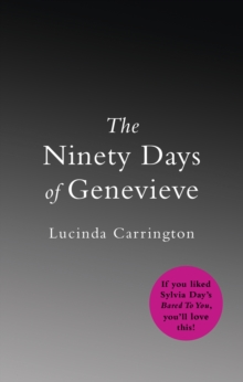 The Ninety Days of Genevieve, Paperback Book