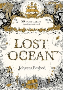 Lost Ocean Postcard Edition : 50 Postcards to Colour and Send, Hardback