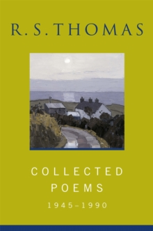 Collected Poems : R S Thomas, Paperback Book