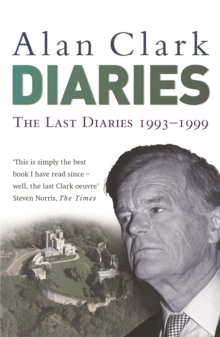 The Last Diaries : In and Out of the Wilderness, Paperback Book