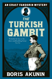 Turkish Gambit, Paperback