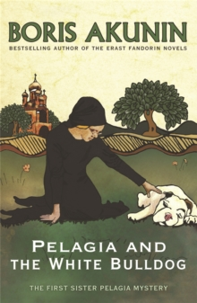 Pelagia and the White Bulldog, Paperback