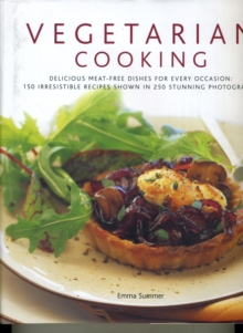 Vegetarian Cooking, Hardback