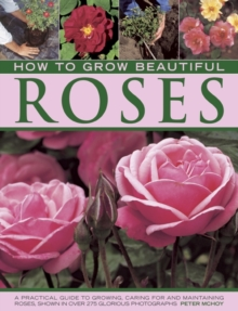 How to Grow Beautiful Roses : A Practical Guide to Growing, Caring for and Maintaining Roses, Shown in Over 275 Glorious Photographs, Hardback Book
