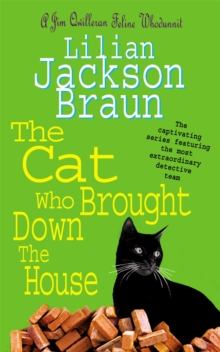 The Cat Who Brought Down the House, Paperback Book