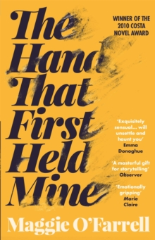 The Hand That First Held Mine, Paperback Book