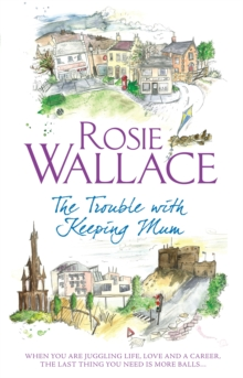The Trouble with Keeping Mum, Paperback