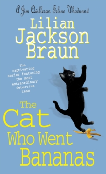 The Cat Who Went Bananas, Paperback
