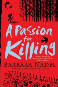 A Passion for Killing, Paperback