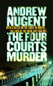 The Four Courts Murder, Paperback Book