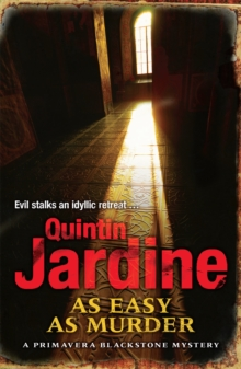 As Easy as Murder (Primavera Blackstone Series, Book 3), Paperback Book
