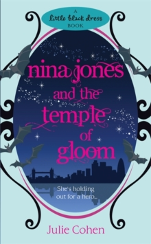 Nina Jones and the Temple of Gloom, Paperback