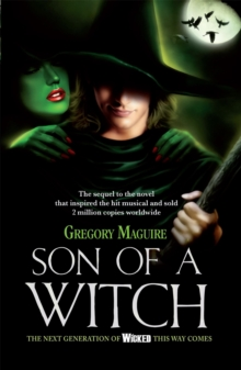 Son of a Witch, Paperback