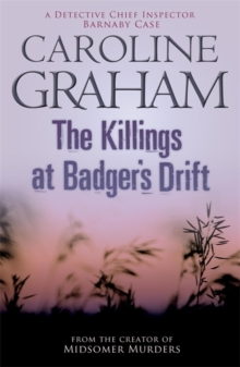 The Killings at Badger's Drift : A Midsomer Murders Mystery 1, Paperback