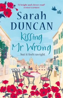 Kissing Mr Wrong, Paperback Book