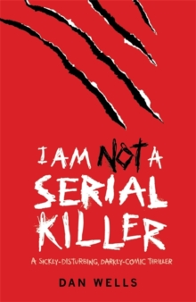 I am Not a Serial Killer, Paperback Book