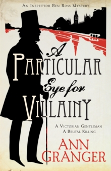 A Particular Eye for Villainy, Paperback Book