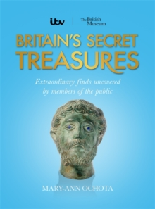 Britain's Secret Treasures, Hardback Book