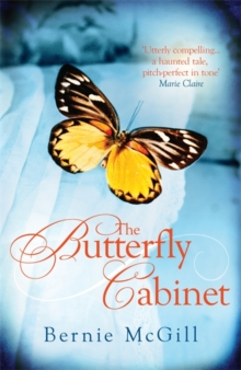 The Butterfly Cabinet, Paperback Book