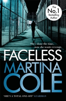 Faceless, Paperback Book