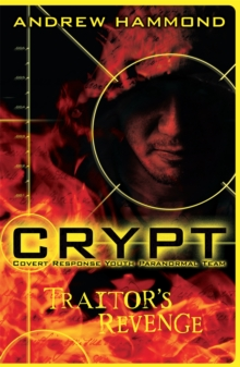 CRYPT: Traitor's Revenge, Paperback Book