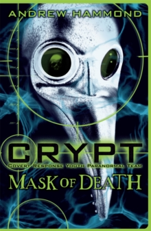 CRYPT: Mask of Death, Paperback