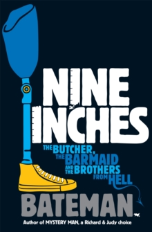 Nine Inches, Paperback Book