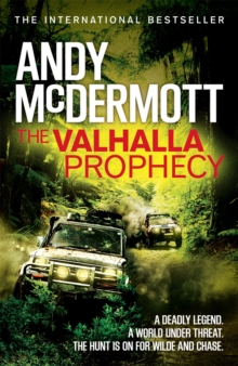 The Valhalla Prophecy, Paperback