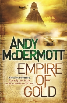 Empire of Gold, Paperback Book