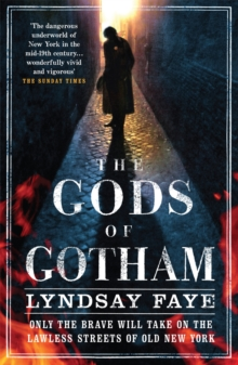 The Gods of Gotham, Paperback