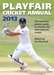 Playfair Cricket Annual, Paperback