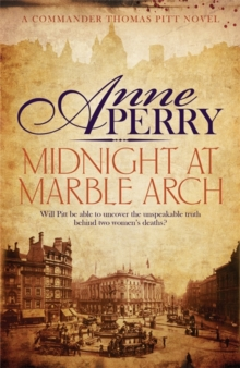 Midnight at Marble Arch, Paperback