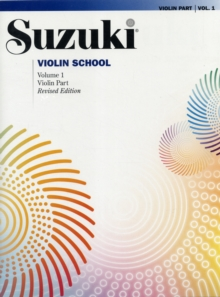SUZUKI VIOLIN SCHOOL VOL 1 VIOLIN,