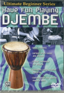 Ultimate Beginner: Have Fun Playing Djembe, DVD